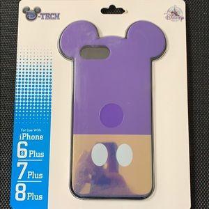 Disney Iphone case fits 6, ,7 , 8 plus